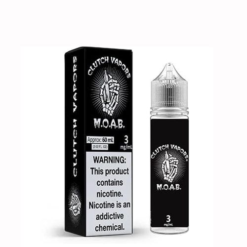 Clutch Vapors M.O.A.B. 60ml Vape Juice