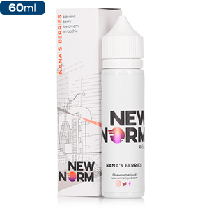 New Norm E-Liquid Vaping Juice 60ML
