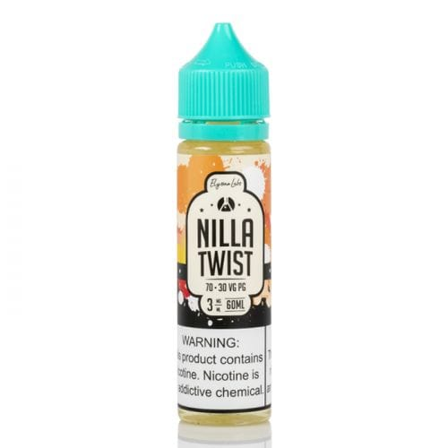 Elysian Labs Nilla Twist 60ml Vape Juice