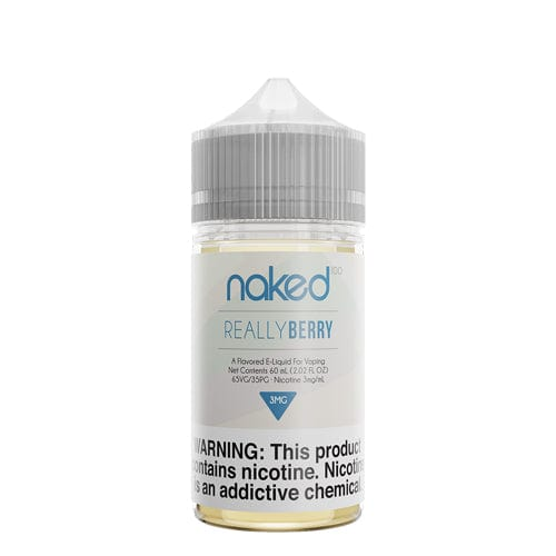 Naked 100 Original Really Berry 60ml Vape Juice