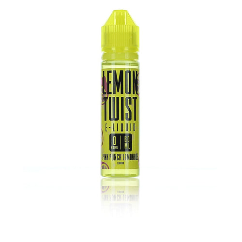 Lemon Twist Pink Punch Lemonade 60ml Vape Juice