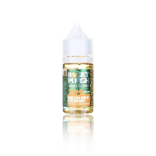 Rockt Punch Melon Milk Crusher 30ml Vape Juice