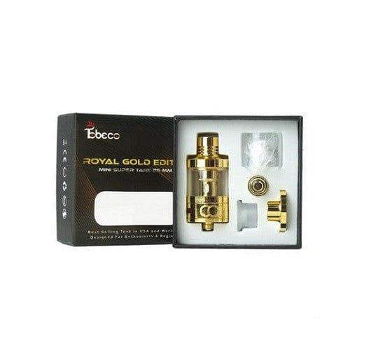 Tobeco - Super Tank Mini (Royal Gold Edition) 25MM