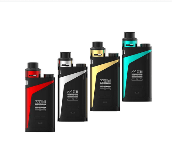 "Smok Skyhook 220W RDTA Box Kit - ""The Alien's Cloud Machine Kit"" - Free Shipping"