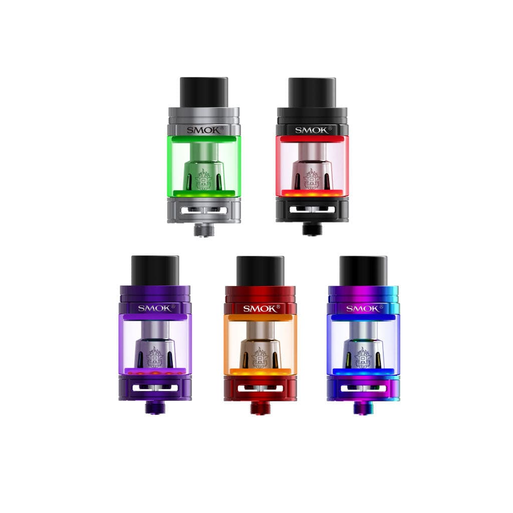 SmokTech TFV8 Big Baby SubOhm Tank LED LIGHT EDITION
