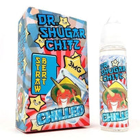 Dr Shugar Chitz Strawbert Chilled 60ml Eliquid