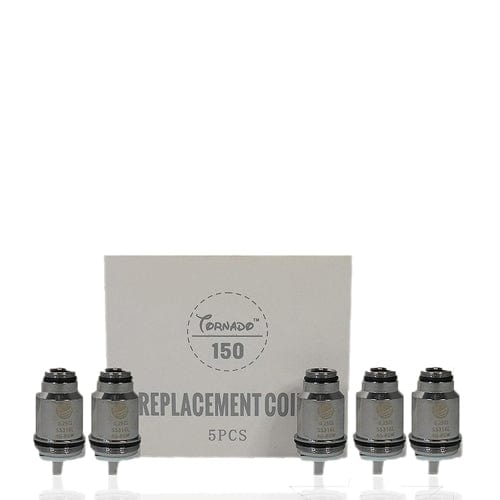 iJoy Torando 150 Replacement Coils (Pack of 5)