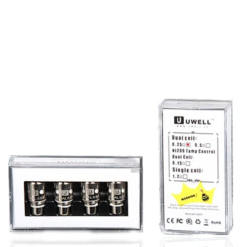 Uwell Crown Replacement Coils (Pack of 4)