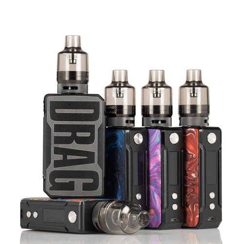 Voopoo Drag Mini Refresh Edition (with Platinum Options)