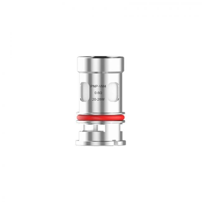 VOOPOO PnP Replacement Coils (Pack of 5) | For the Drag Baby Trio, Find Trio, Drag S, Drag X Pod Device, and Other VooPoo Systems