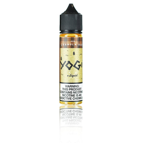 Yogi Java Granola Bar 60ml Vape Juice