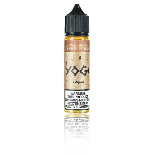 Yogi Vanilla Tobacco Granola Bar 60ml Vape Juice