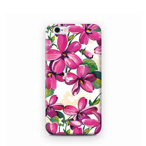 """Butter Orchid"" iPhone Case"