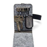 MD Leather Keys & Cardholder