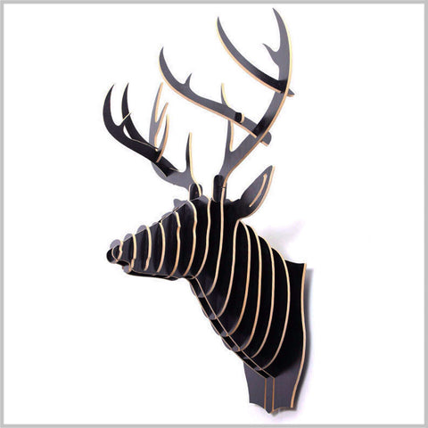 Elk Head Wall Decor