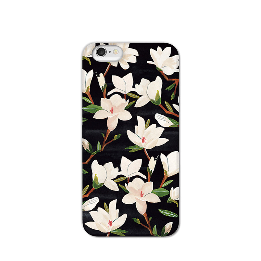 """Oriental Lily"" iPhone Case"