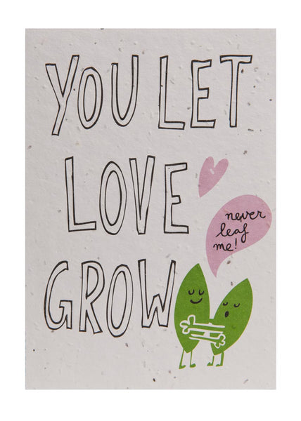 Send & Grow card - B4