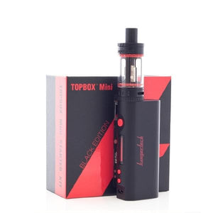 Topbox Mini Black Edition - Mistwood Vape Café