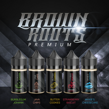 Brown Roots - Mistwood Vape Café
