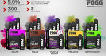 FOGG Disposable Pod with Tobacco Secret Sauce - Mistwood Vape Café