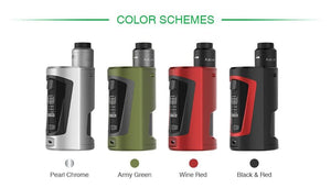 Gbox Squonk Kit (with Radar RDA) - Mistwood Vape Café