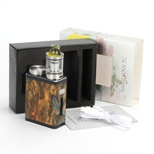 Funky 60W TC Kit (with Clearomizer) - Mistwood Vape Café