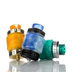 Triple II RTA with Bubble Glass (Dual to Triple-Coil) - Mistwood Vape Café