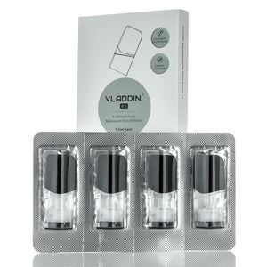 Vladdin RE Bundle (Device Kit with Replacement Pods, 4-Pack) - Mistwood Vape Café
