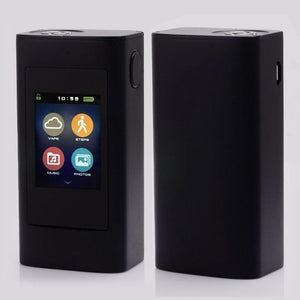 Ocular 80W w/ MP3 Player and Built-In Batteries - Mistwood Vape Café