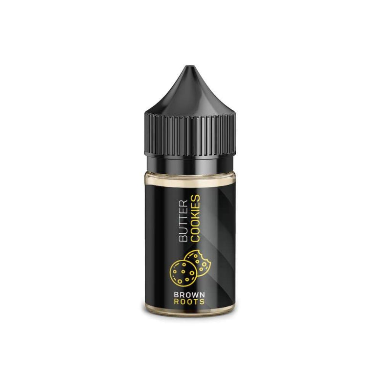 Brown Roots Salt Nic Edition - Mistwood Vape Café