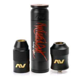Murdered Out Mech Kit - Mistwood Vape Café