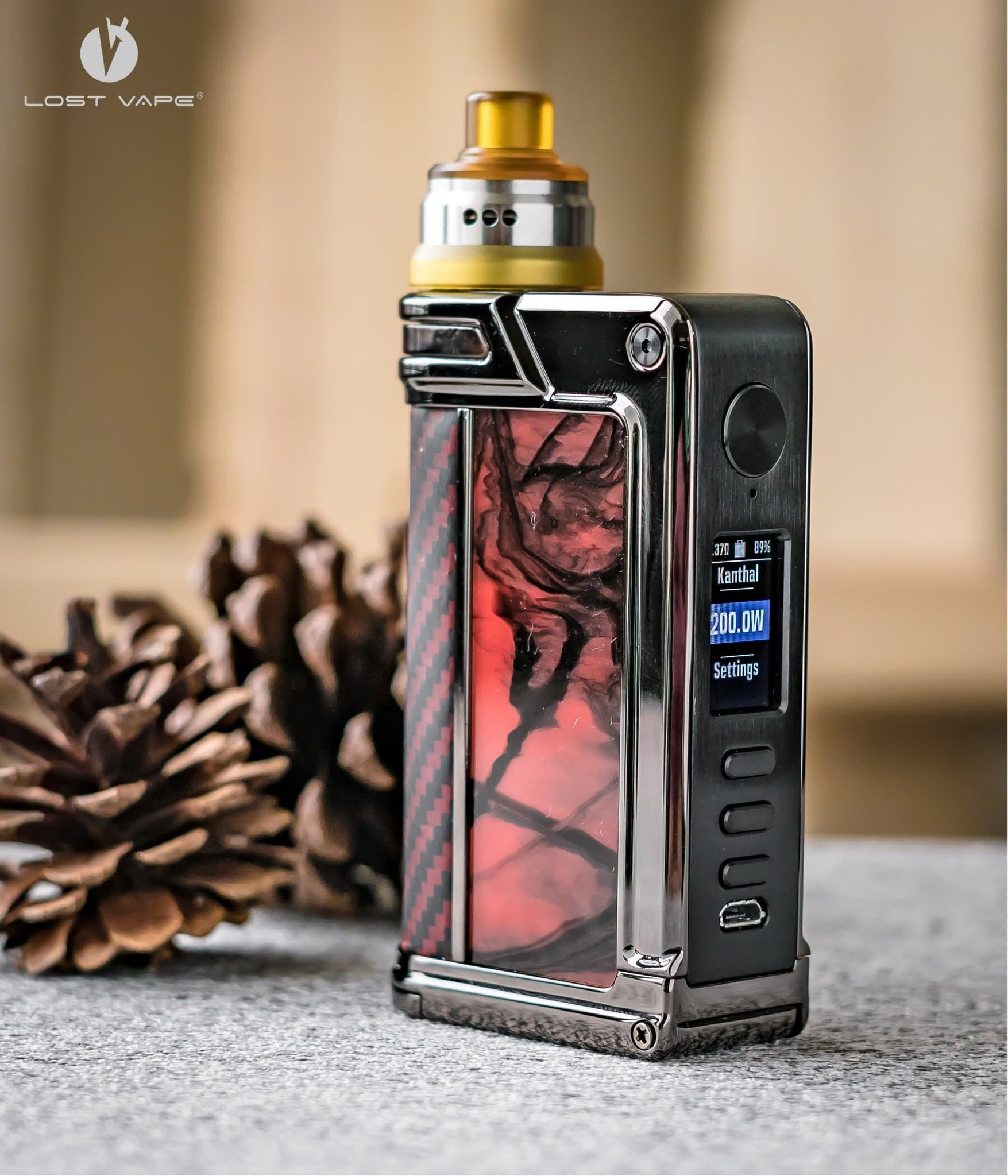 Lost Vape Paranormal DNA250c – Mistwood Vape Philippines