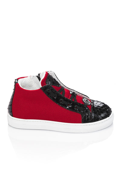 DREAM JUNIOR UNISEX ROSSO LUX