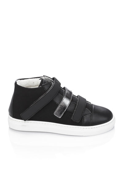 DREAM JUNIOR UNISEX NERO VELCRO