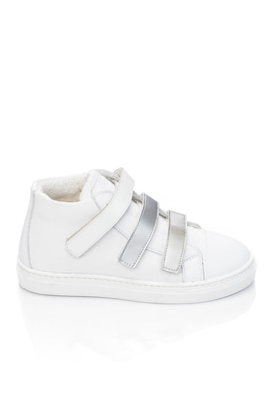 DREAM JUNIOR UNISEX BIANCO VELCRO