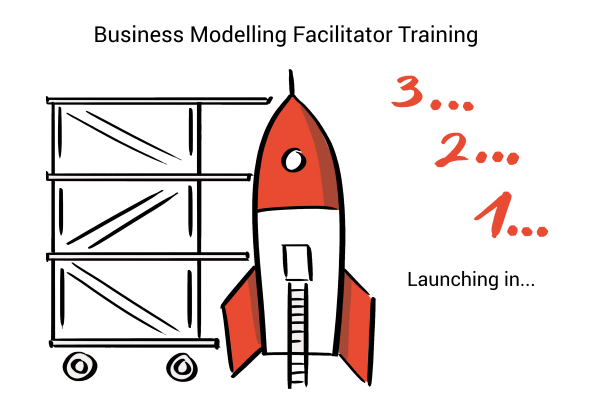 Insight into the Business Modelling Facilitator training