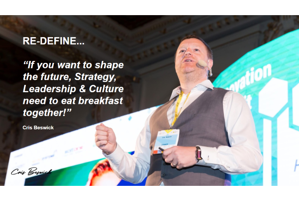 Strategy, Leadership and Culture need to eat breakfast together
