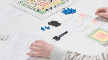 How to set up Playing Lean game night