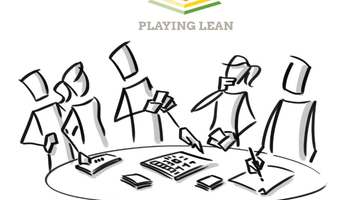 Onboarding with pizza and Playing Lean