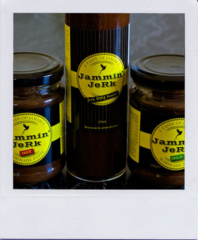 Jammin' JeRk Trio - The ultimate Jammin' JeRk deal!