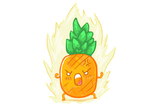 Pineapple Freeza