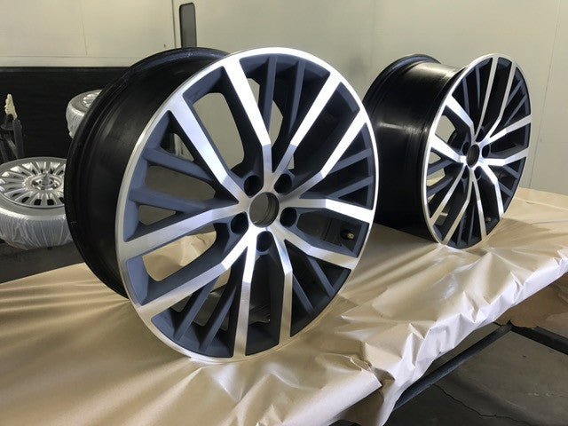 Alloy Wheel Refurbishing