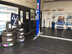 Free Tyre Check & Replacement