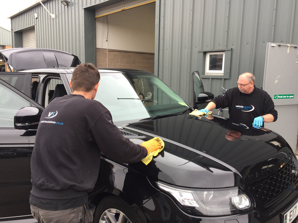 Car Valeting in & out