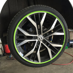 GardX alloy wheel protection - Alloygator