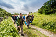 Events and Guided Walks