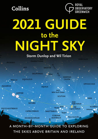 2021 Guide To The Night Sky
