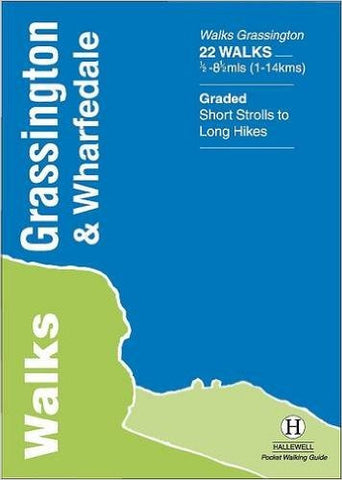 Walks Grassington and Wharfedale (Hallewell Pocket Walking Guides)