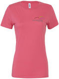 Three Peaks Ladies Fit T-shirt (other colours are available)