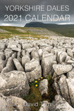 Yorkshire Dales 2021 Calendar by David Tarn